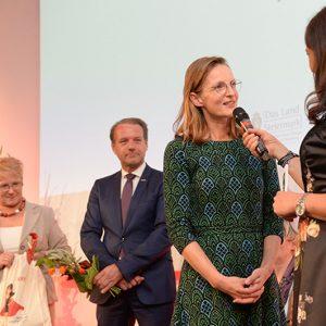Gabriele Prödl-Posch Preisträgerin