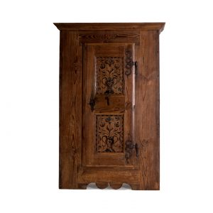 rural antique wardrobe