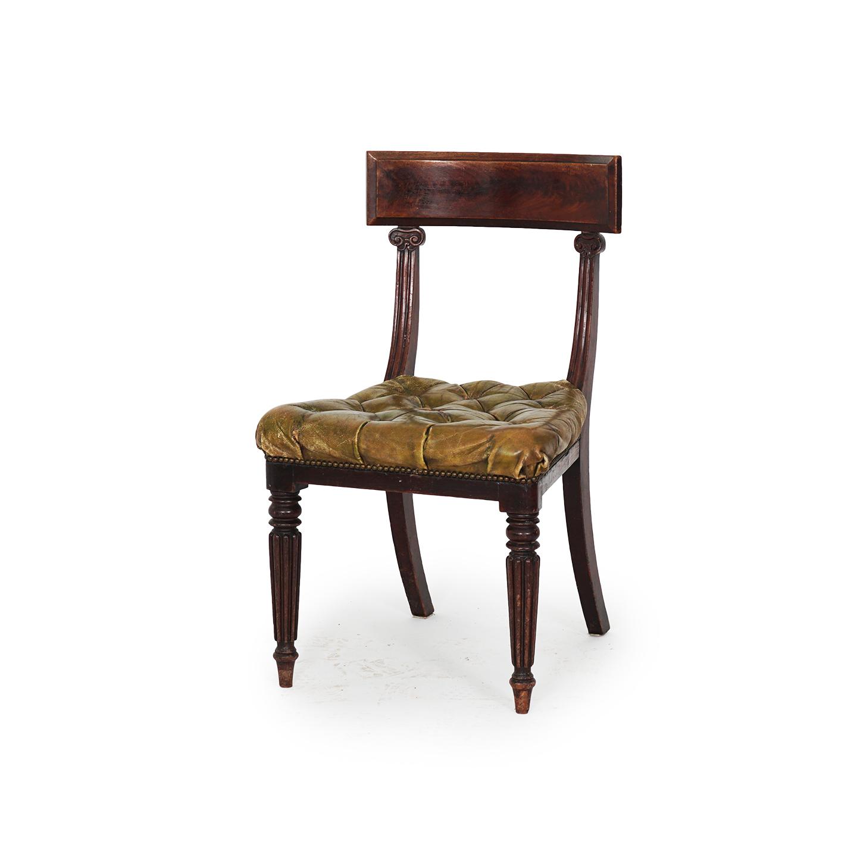 6 Stühle im Viktorianischen Stil