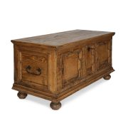 austrian antique baroque chest
