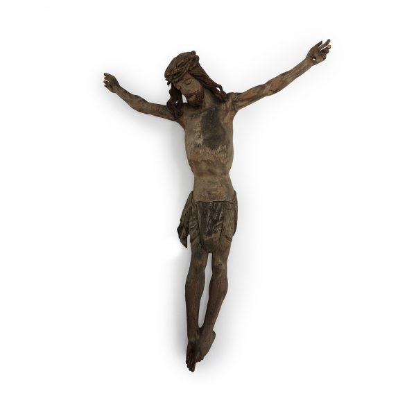 antikes Kruzifix