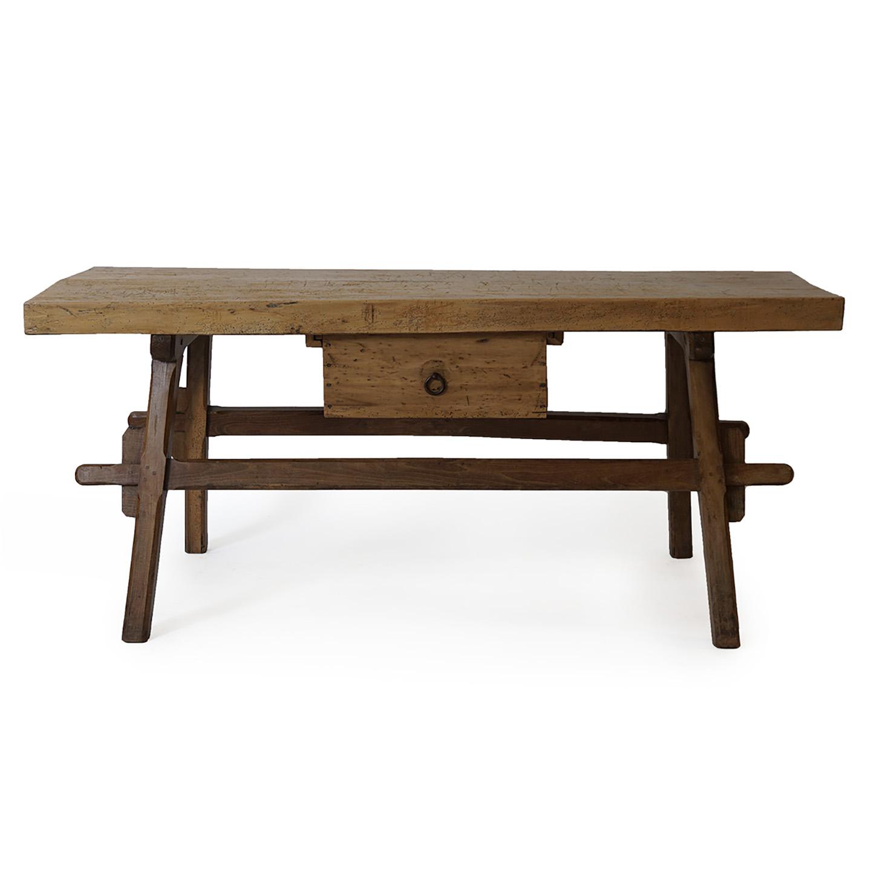 Werktisch antik