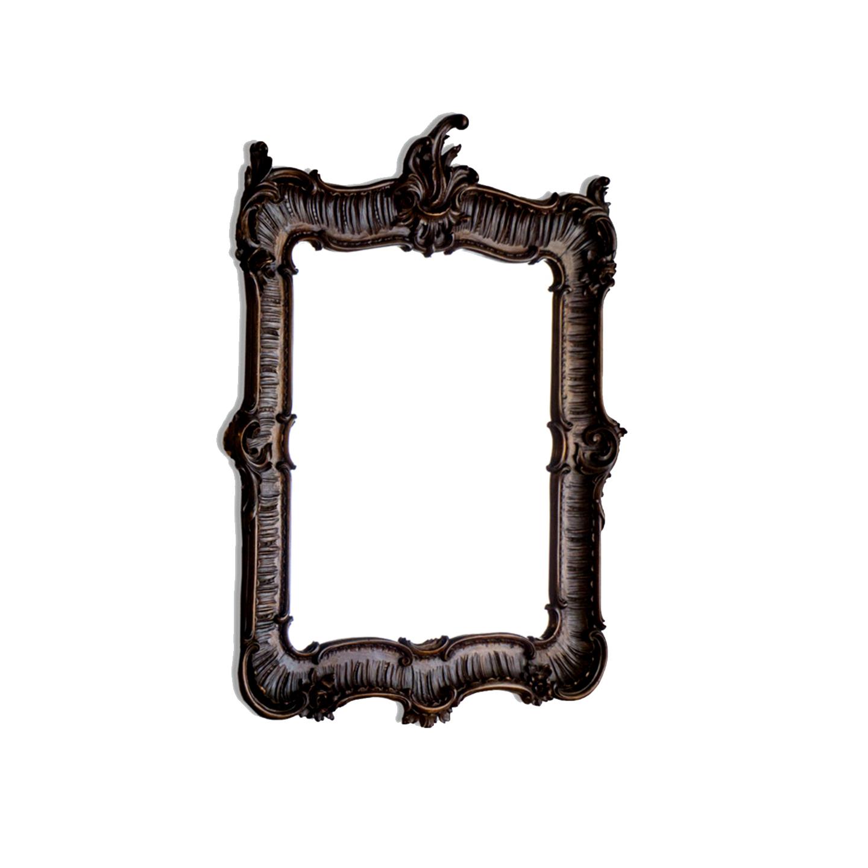 antiker Spiegelrahmen