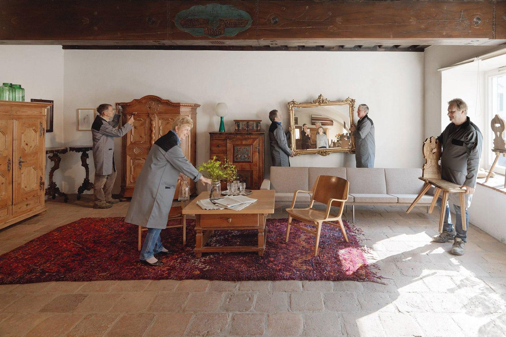 Alte Bauernmöbel, Antike Bauernmöbel
